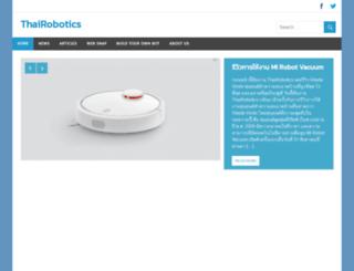 thairobotics.com screenshot