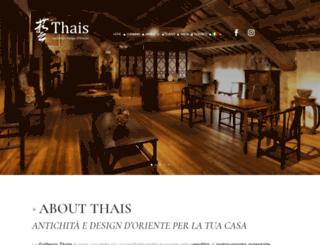 thaisoriente.com screenshot