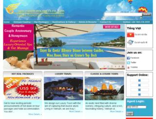 thaivisionholidays.com.vn screenshot