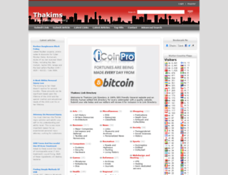 thakims.info screenshot