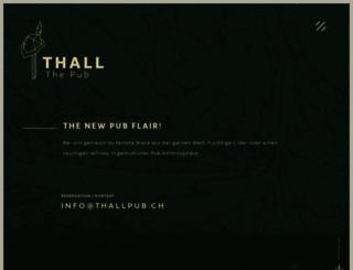 thall.ch screenshot