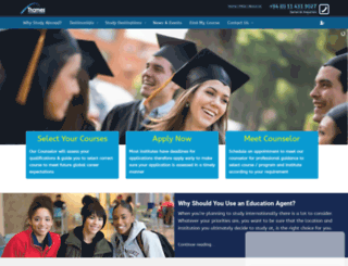 thameslanka.com screenshot