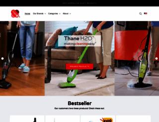 thane.com screenshot