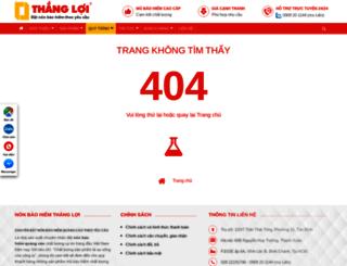 thangloico.com.vn screenshot