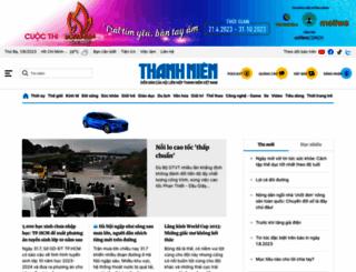 thanhniennews.com screenshot