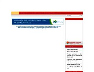 thanhtra.hanoi.gov.vn screenshot