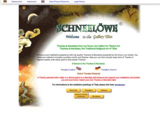 thankas.com screenshot