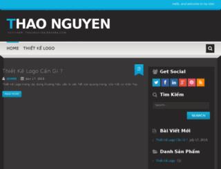 thaonguyen.besaba.com screenshot