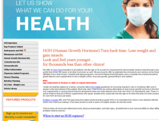 tharc.com screenshot