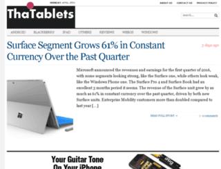 thatablets.com screenshot