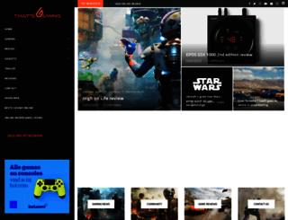 thatsgaming.nl screenshot
