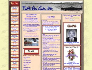 thatsonchaudoc.com screenshot