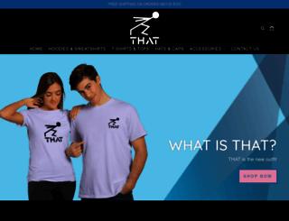 thatwebsite.com screenshot