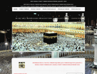 thawafbaitullah.weebly.com screenshot