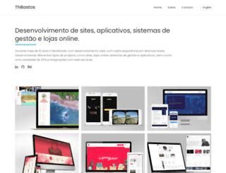 thbastos.com screenshot