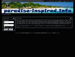 the-alias.co.uk screenshot