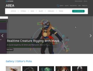 the-area.com screenshot