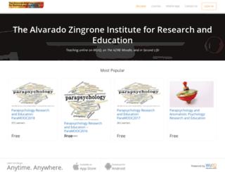 the-azire.wiziq.com screenshot
