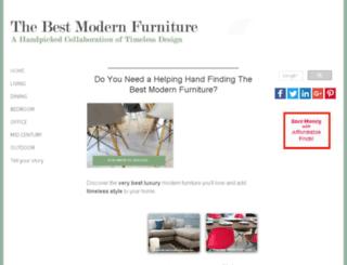 the-best-modern-furniture.com screenshot