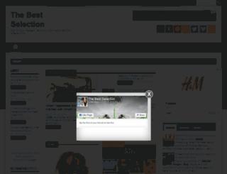 the-bestselection.blogspot.com screenshot