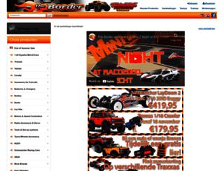 the-border.com screenshot
