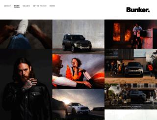 the-bunker.com screenshot