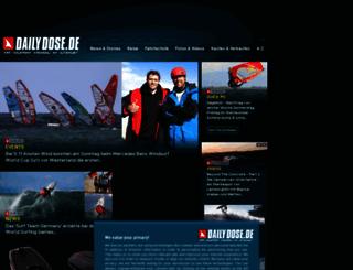 the-daily-dose.com screenshot