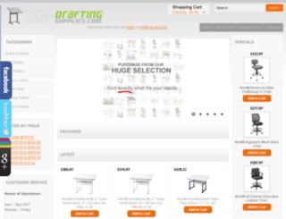 the-draftingsupplies.com screenshot