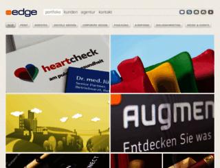 the-edge.ch screenshot
