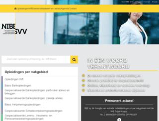 the-executive-app.nl screenshot