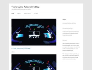 the-grayline.com screenshot