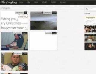 the-laughing.com screenshot