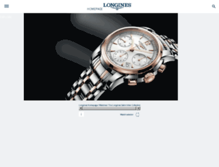 the-longines-saint-imier-collection.longines.com screenshot