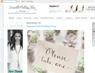 the-louisville-wedding-blog.com screenshot