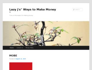 the-mantecamoneymethod.com screenshot