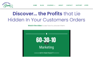 the-marketing-guru.com screenshot