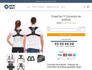 the-new-way.com screenshot