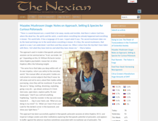 the-nexian.me screenshot