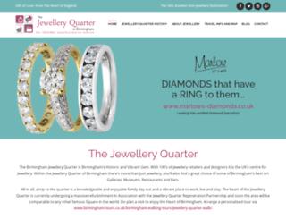 the-quarter.com screenshot