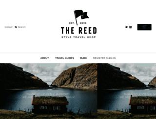 the-reed.com screenshot
