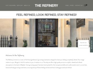 the-refinery.com screenshot