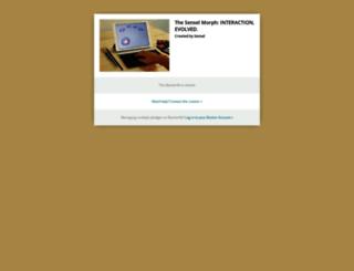 the-sensel-morph-interaction-evolved.backerkit.com screenshot