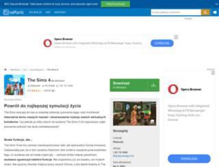 the-sims-4.softonic.pl screenshot