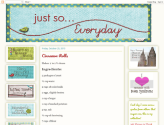 the-so.blogspot.com screenshot