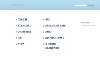 the-standard.net screenshot
