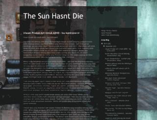 the-sun-hasnt-die.blogspot.co.uk screenshot