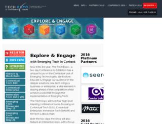 the-tech-expo.com screenshot