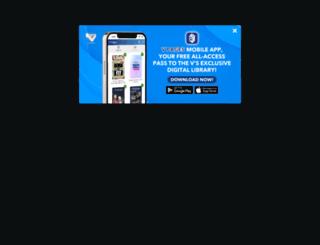 the-v.net screenshot