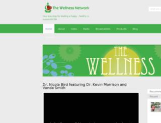 the-wellness-network.com screenshot