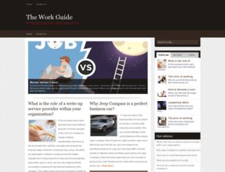 the-work-guide.com screenshot